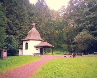 Waldburger Chapel