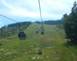 Arber Cable Car