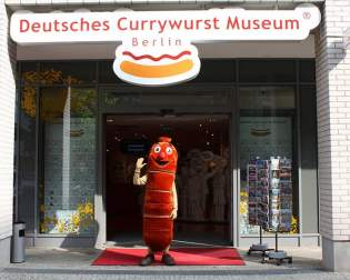 Deutsches Currywurst Museum Berlin