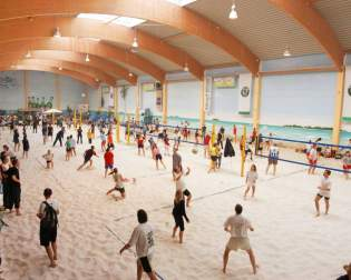 Indoor BeachCenter Berlin