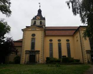 Palace Church of St. Aegidien