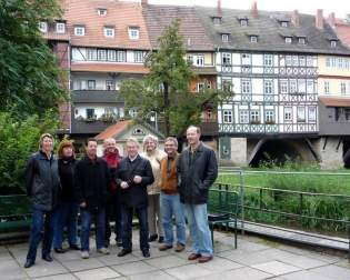 Historic Old Town guides in Erfurt