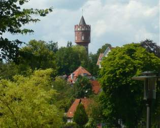 Eutin Watertower