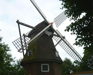 Windmill Kätingen