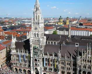 Munich New Townhall