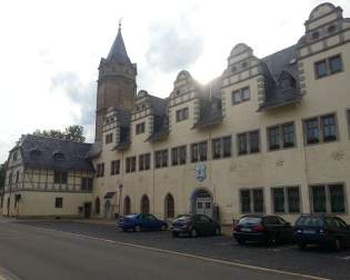 Stadtilm Townhall