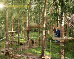 Munich Forest Ropes Course Vaterstetten