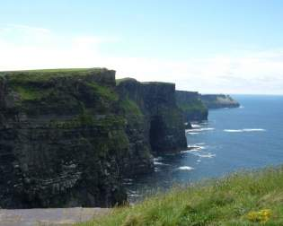 Cliffs of Moher - Cliffs Coastal Walk