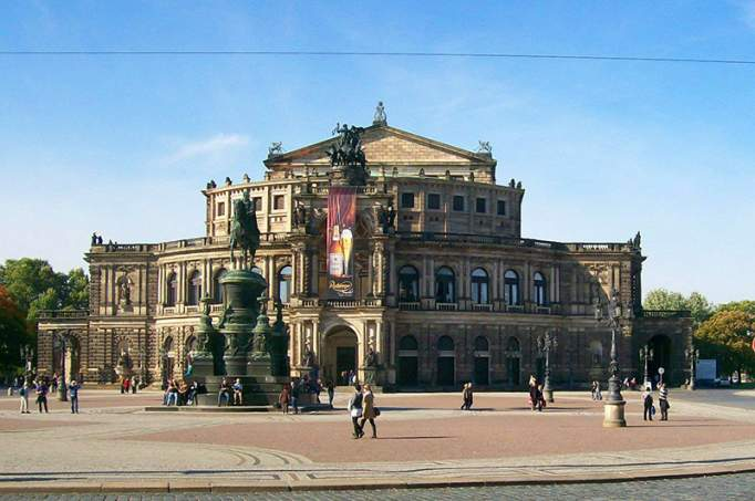 Semperoper - © doatrip.de
