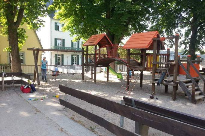 Playground at the River Lahn - © doatrip.de