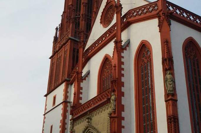 ausflugsziel marienkapelle in w rzburg. Black Bedroom Furniture Sets. Home Design Ideas