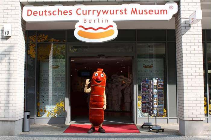 Berlin - © Deutsches Currywurst Museum Berlin