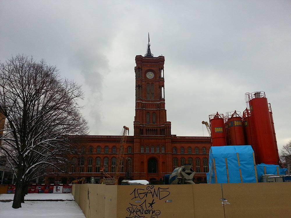 Ausflugsziel Rotes Rathaus In Berlin Doatrip De