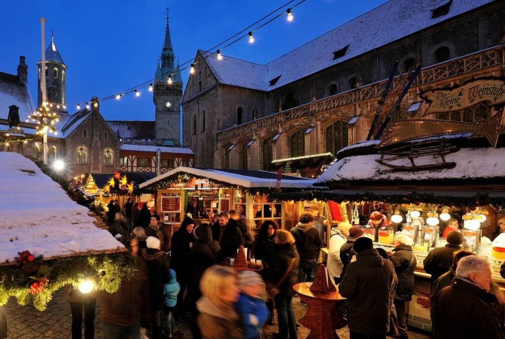 Weihnachtsmarkt Braunschweig.Ausflugsziel Braunschweiger Weihnachtsmarkt In Braunschweig Doatrip De