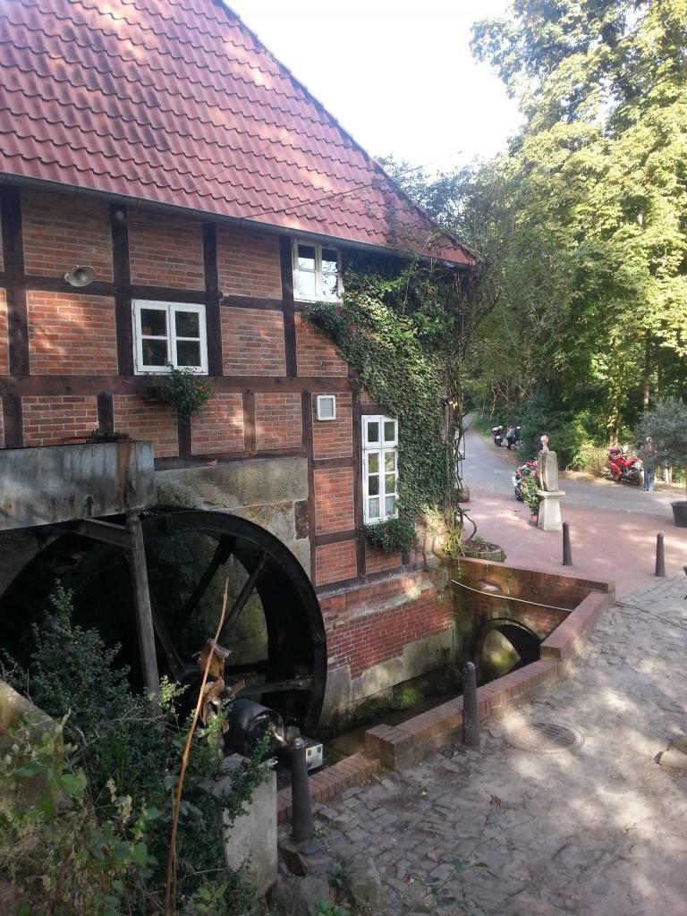 ausflugsziel klosterm hle heiligenberg in bruchhausen vilsen. Black Bedroom Furniture Sets. Home Design Ideas