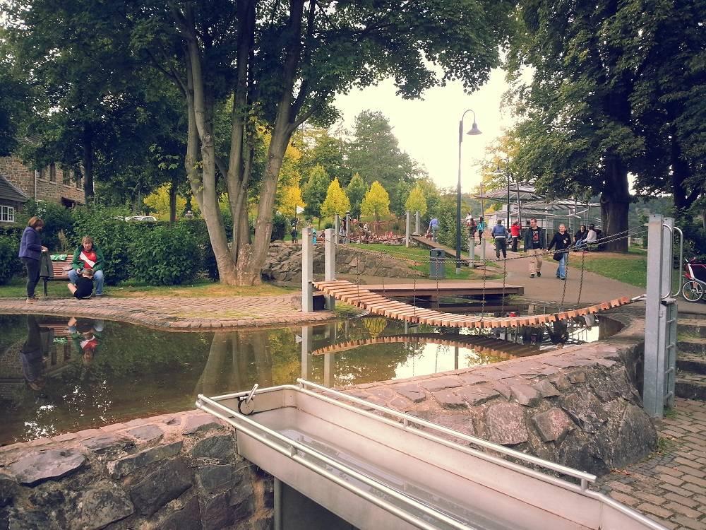 Wasserspielplatz Hessen