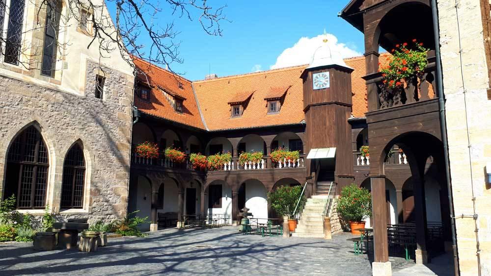 Local destination Augustinian monastery in Erfurt - DOATRIP.de
