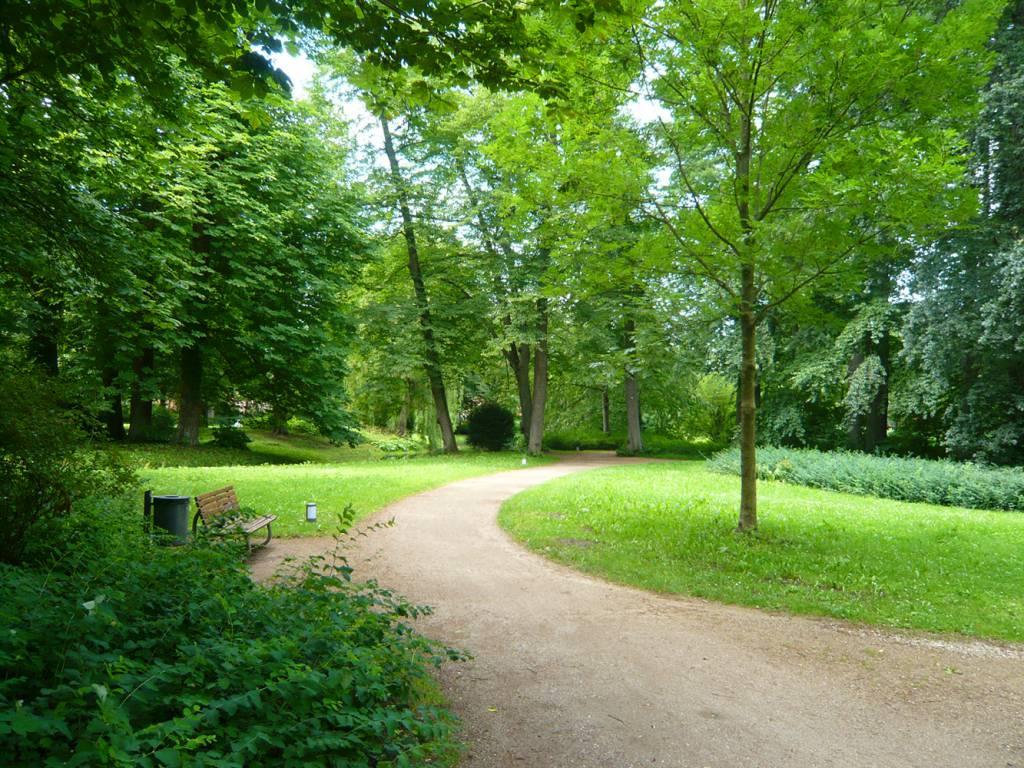 Local destination Castle Garden Eutin in Eutin - DOATRIP de