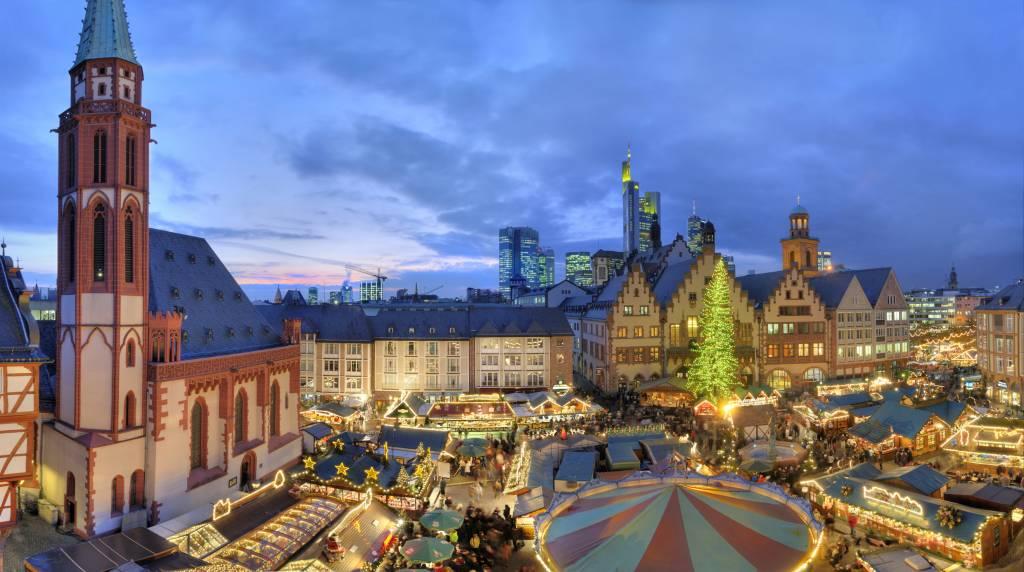 Weihnachtsmarkt Frankfurt Main.Ausflugsziel Frankfurter Weihnachtsmarkt In Frankfurt Am Main