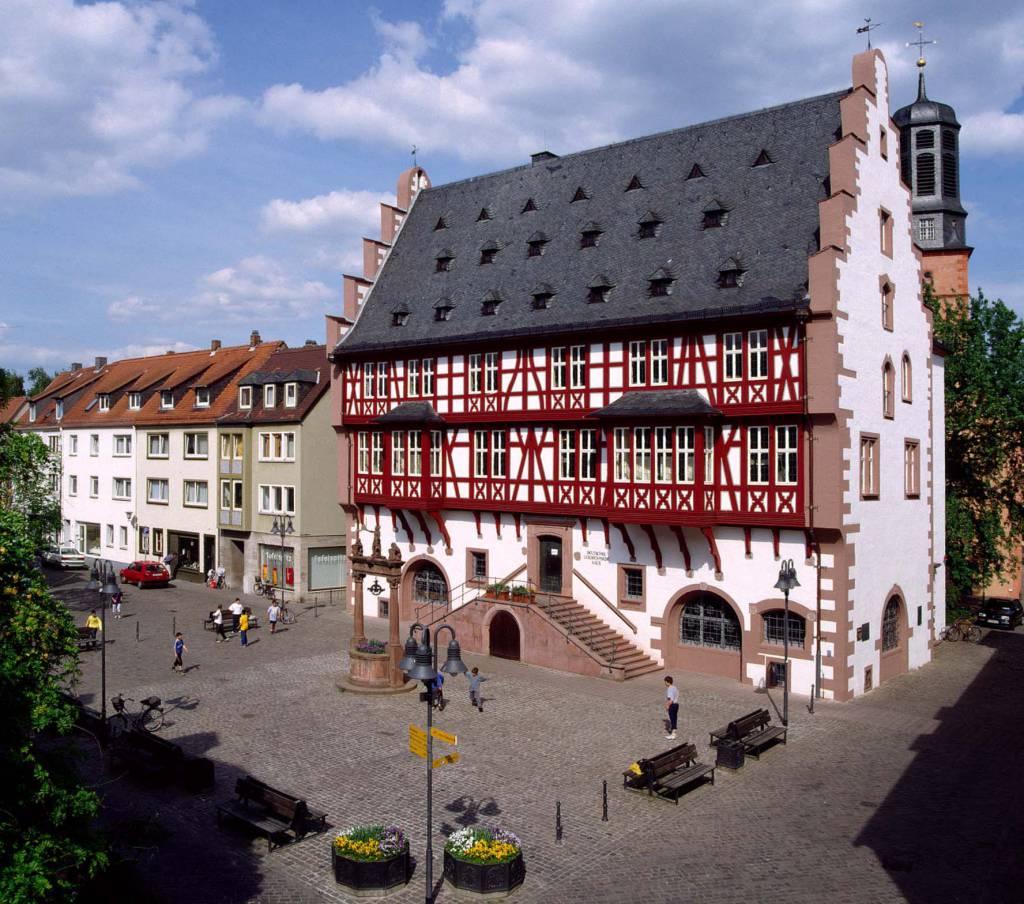 Hotels In Hanau Deutschland