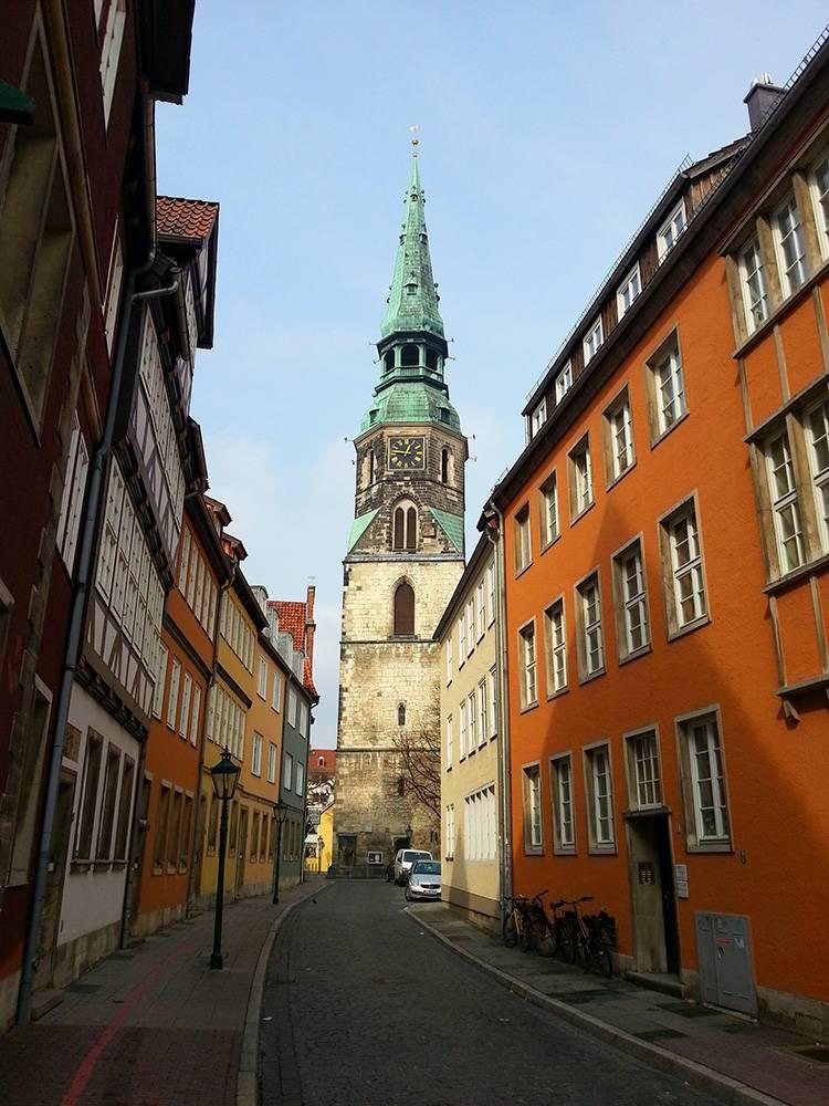 Kreuzkirche Lübeck