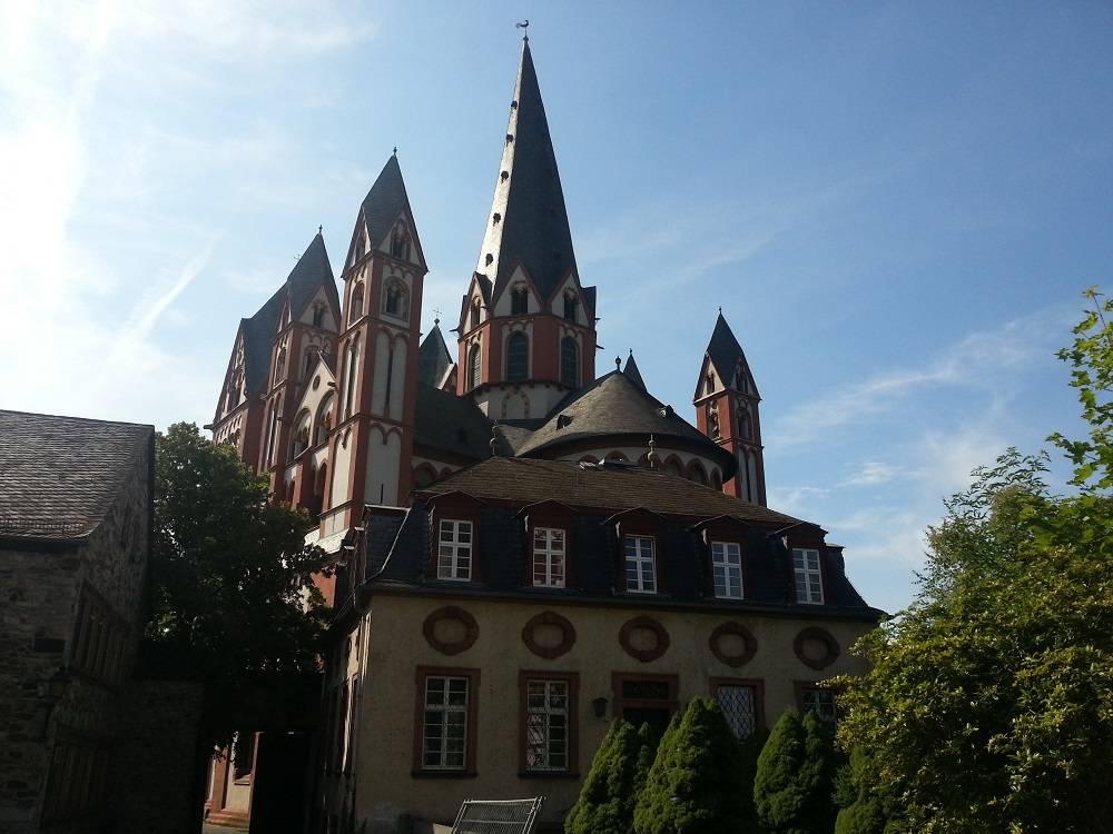 Local destination Limburg Castle in Limburg an der Lahn