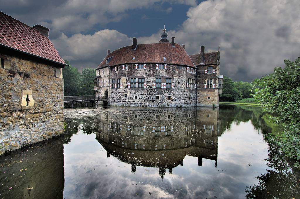 Heiraten burg vischering ludinghausen