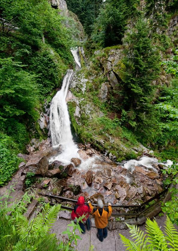 Ausflugsziel Wasserf 228 Lle Allerheiligen In Oppenau Doatrip De