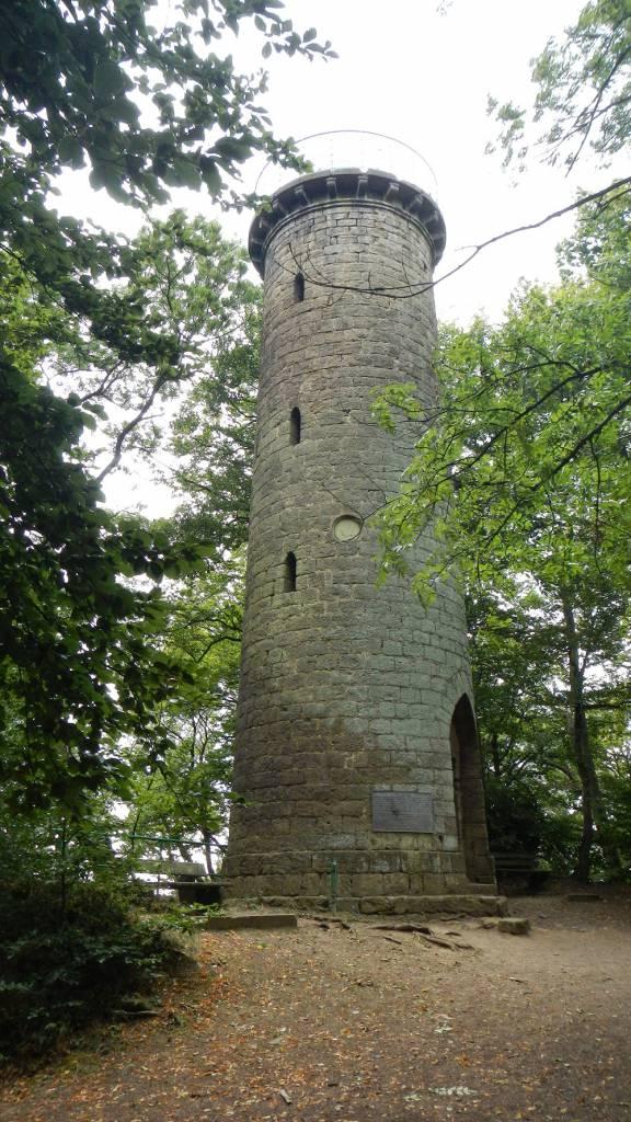 Ausflugsziel moltketurm in porta westfalica barkhausen - Porta westfalica mobel ...