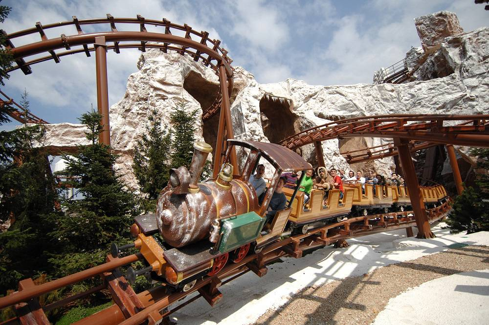 Local destination Gardaland Resort in Castelnuovo del ...