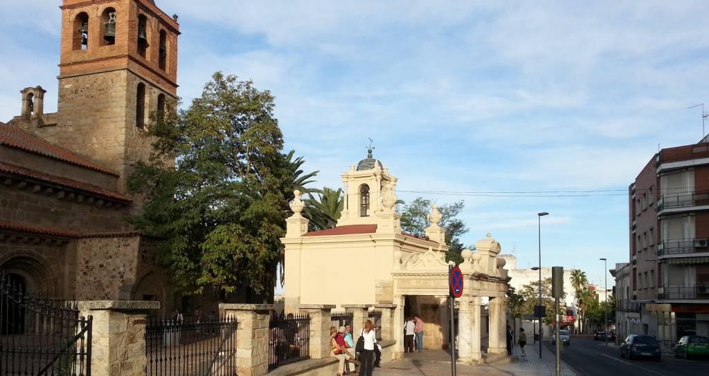 Ausflugsziel Basílica de Santa Eulalia in Mérida - DOATRIP.de